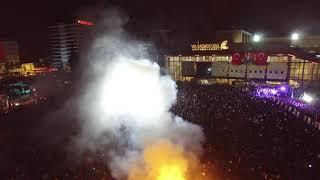 Adana Büyükşehir Belediye Başkanı  seçilen Zeydan Karalar'ın seçim konuşması