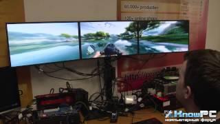 на что способны 4 видеокарты GeForce GTX Titan (тестирование)
