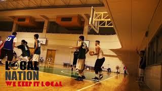 【高校バスケ】元アメリカプロ VS 強豪【報徳学園】インターハイ出場チーム2014年