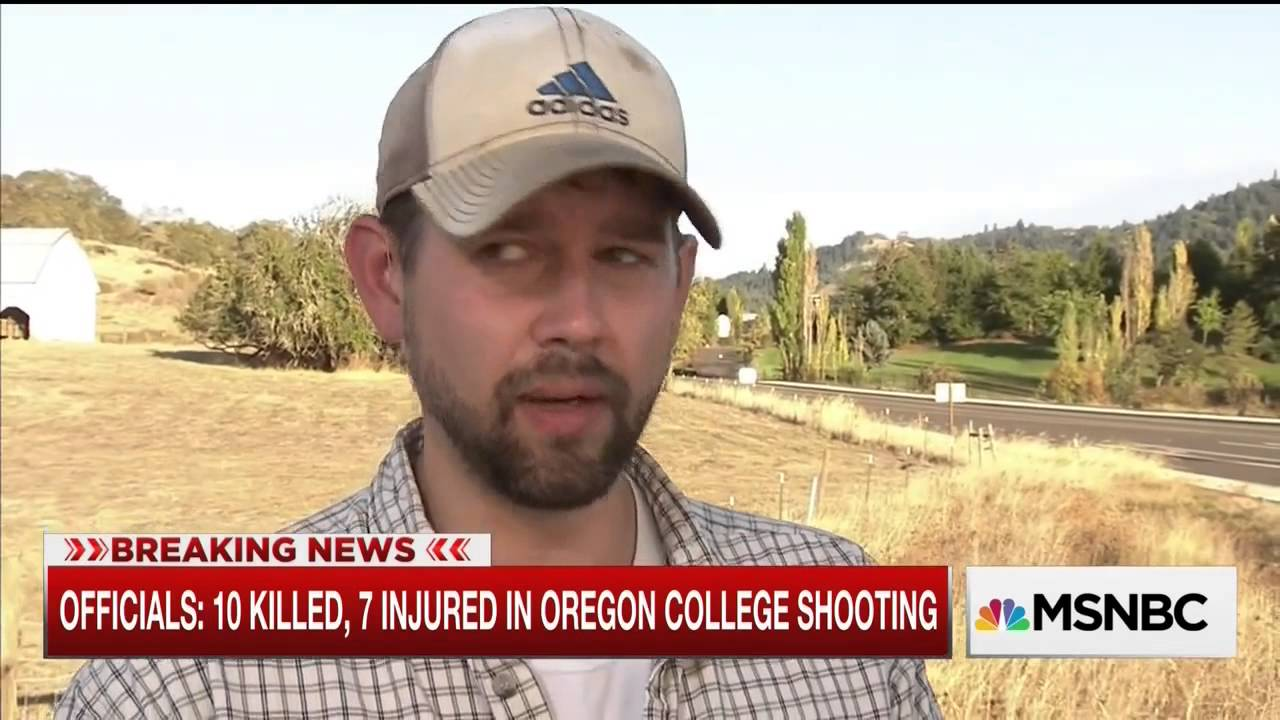 Student On UCC Campus Had Concealed Weapon During Shooting
