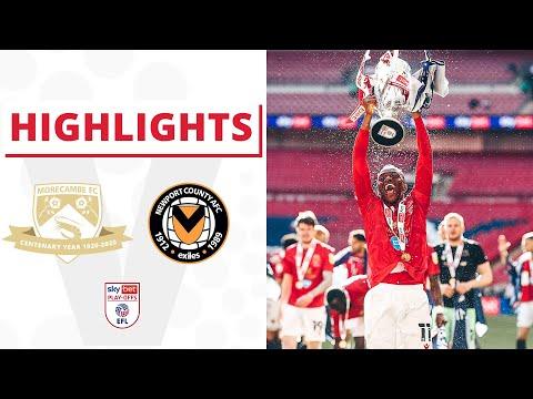 Morecambe Newport Goals And Highlights