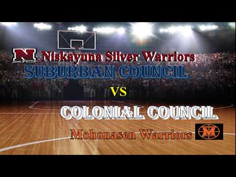 Niskayuna Silver Warriors vs Mohonasen Warriors