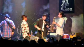 Idang Rasjidi Syndicate ft. Matthew Sayersz - Come Together  @ the 34th JGTC [HD]