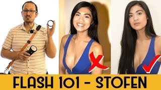how to use a flash stofen diffuser 1 minute tip