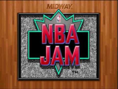 NBA JAM (Sega Genesis) Main Theme Music