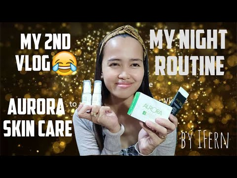 my-night-routine-(pimples-no-more!!)-my-2nd-vlog