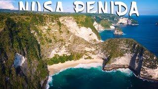 Going Deep and Living on The Edge at Angel's Billabong! - Vlog #13 - Nusa Penida, Indonesia
