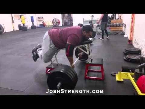 Julius Maddox Bench Press Training 12 4 15 Youtube