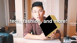 Monthly Tech and Fashion Picks