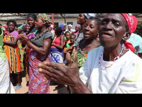 CELEBRATING NEWBORN KITS IN BINGA, ZIMBABWE