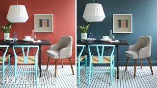 Dining room colors 2018