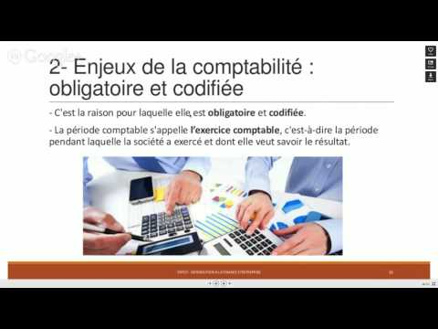 ENT07 - Introduction à la finance d'entreprise