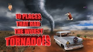 Top 10 places with the WORST TORNADOES in US history#2. Fixed small audio glitches, Stop Typing.