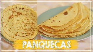 MASSA DE PANQUECA SIMPLES E FÁCIL  | Massa Básica |  Nandu Andrade thumbnail