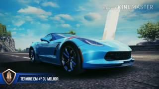 Asphalt 8 //Multiplayer //Chevrolet Corvette Grand Sport//
