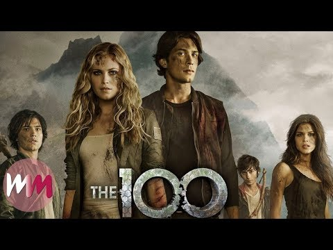 Top 10 Moments from The 100