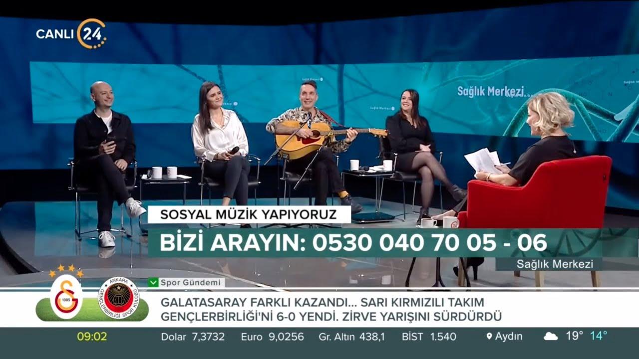 Kanal 24'te Meral Karadağ'ın Konuğuyduk