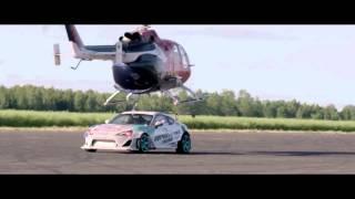 DRIFTING: elicottero vs auto