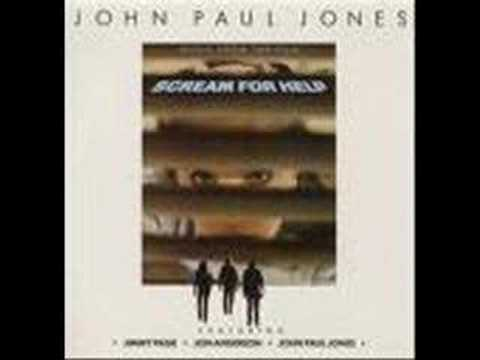 John Paul Jones - Silver Train