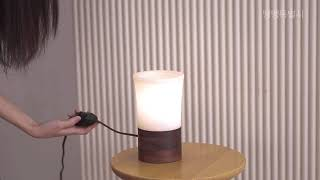 불을 붙이지 않는 향초 모리가미디자인 감성클립