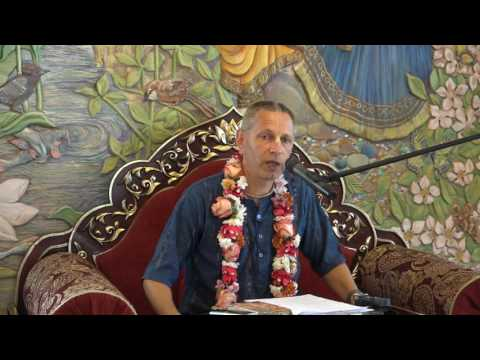 Бхагавад Гита 7.7 - Враджендра Кумар прабху