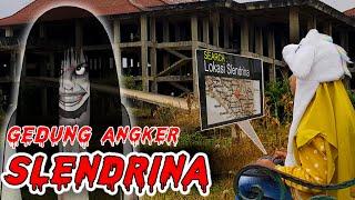 vuclip Bertemu Hantu SLENDRINA Di Gedung Angker   Film Pendek Horor Eps 4