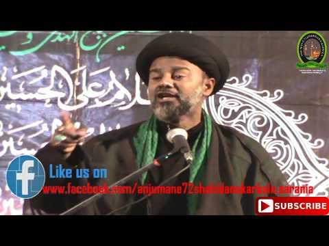 #1 🔴 1st Khamsa e Majalis 2015 l Syed Feroz Hussain Zaidi l 72 Taboot l Bengali Majlis Full Video l