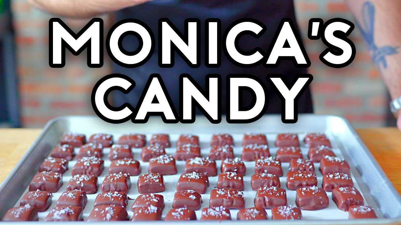 Download Binging with Babish: Monica's Candy from Friends