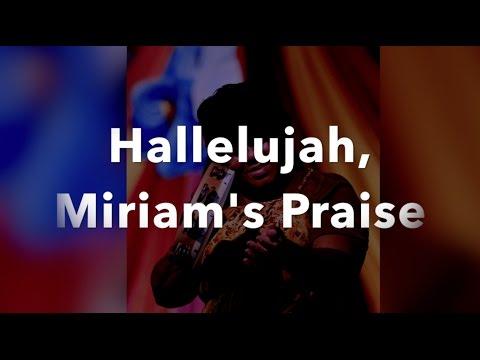 Evelyn Amo - Hallelujah, Miriam's Praise (Audio Only)