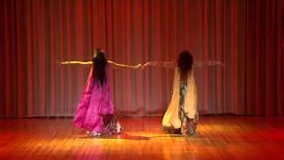Восточный танец с платками, шоу-балет ПАНТЕРА, Иркутск