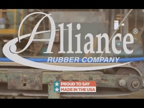 Alliance Rubber Co - Proud to Say Made In The USA