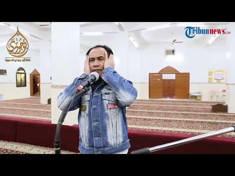 Sepintas Mirip Preman Begitu Ia Azan Imam Masjid Di Riyadh Pun Dibuat Bengong