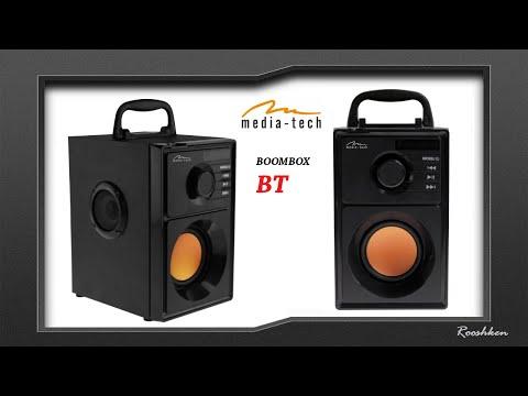 MediaTech Boombox BT - Test i recenzja głośnika Bluetooth