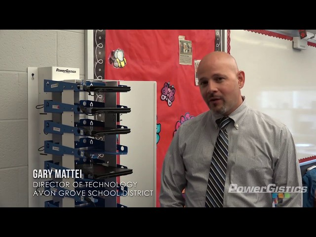 Avon Grove Maximizes Instructional Time With PowerGistics Towers