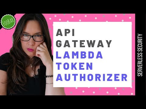 API Gateway Lambda Token Authorizer | Serverless Security