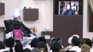 Bustan-e-Waqf-e-Nau class:  13th March 2011  (Urdu)