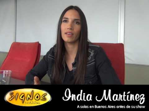 Nota - India Martinez