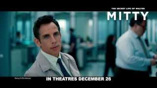 The Secret Life Of Walter Mitty - Official Trailer #1 [HD]