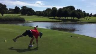 6 year old Jaxson Perry Shoots 90 - Part 2 (Holes 10-18) - Kendleshire GC 6118 yards / Par 70
