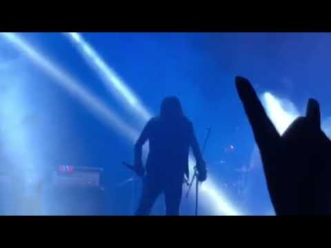 Carpathian Forest - Morbid Fascination Of Death (Live Italy 2019)