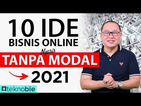 10 Ide Bisnis Online Kreatif nyaris tanpa modal (2019)