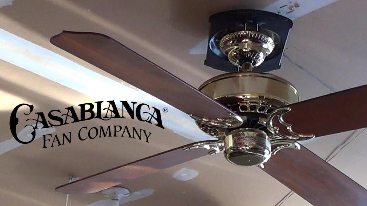 Casablanca Four Seasons Ceiling Fan