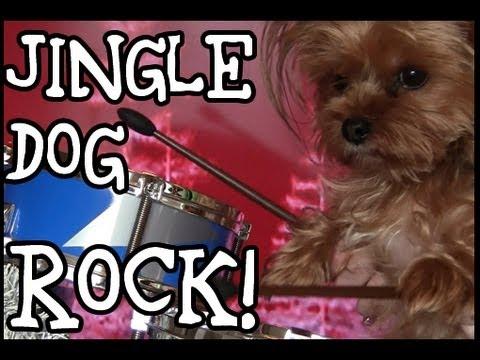 Jingle Dog Rock! Dog Sings