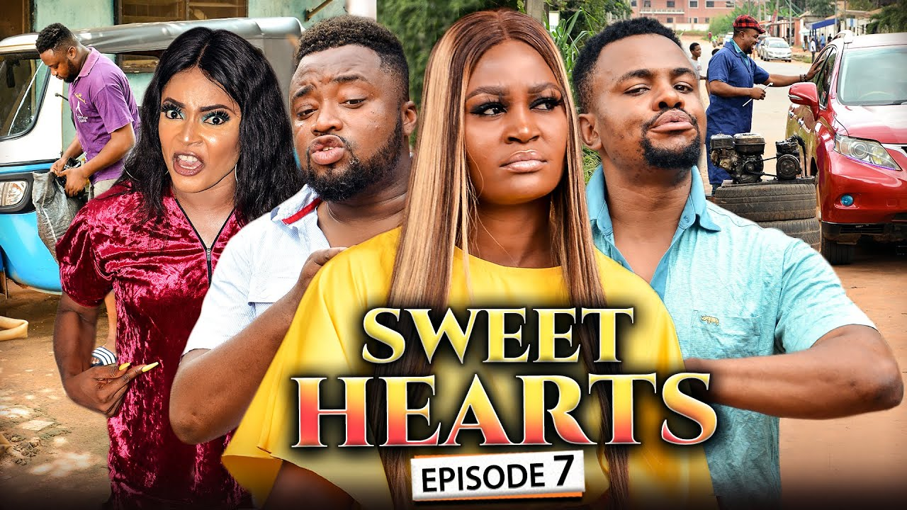 Download SWEET HEARTS EPISODE 7 (New Movie) Chizzy A/Omalicha/Darlington 2021 Latest Nigerian Nollywood Movie