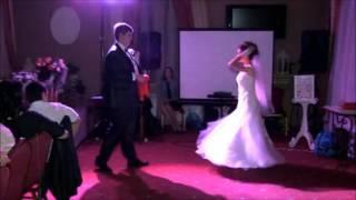 Свадебный танец в стиле 007