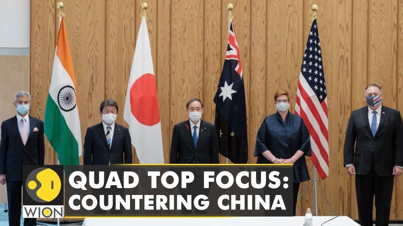 Download US President Joe Biden to host Quad summit | Latest World English News | WION