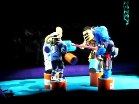 Celebrity Mascot Games - DowntownOrlando.com