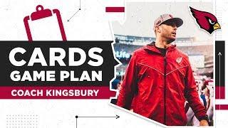 Kingsbury and Cardinals prepare for Sean McVay and LA Rams | Arizona Cardinals