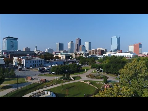 KEN HERON - LIVE from Little Rock Arkansas (DJI Phantom 4 Pro)