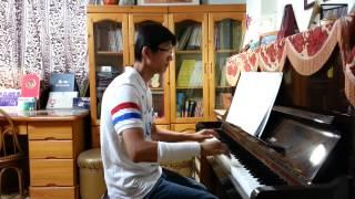 賴勁旗演奏 李玟 能不能 鋼琴演奏